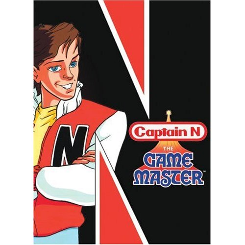 Captain N: The Game Master front
